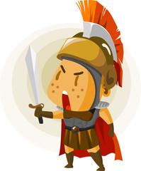 Classic Rome Warrior.