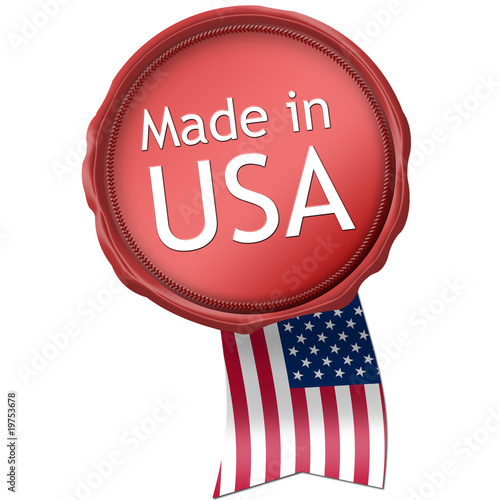 button siegel seal made in usa united states