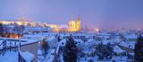 Praga, din iarna