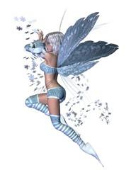 Snowflake Fairy - 2