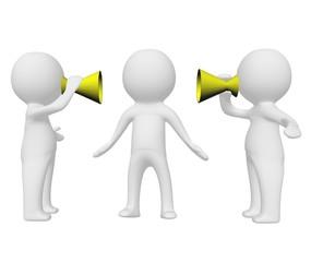 leader megaphone