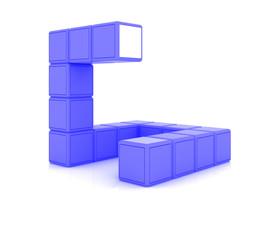 cubic 3d perspective