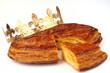 La galette des rois et sa couronne - 19772452