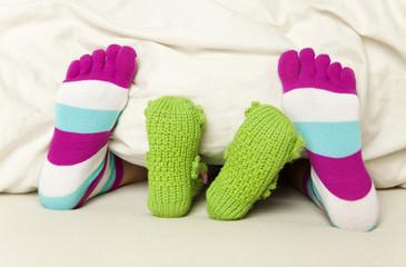 warm foots