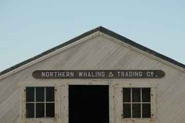Northern Whaling & Trading Co. in Nunavut - Alaska