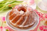 Fototapety easter ring cake