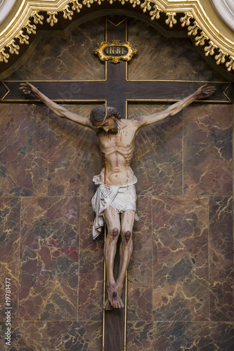 Jesus crucified 2