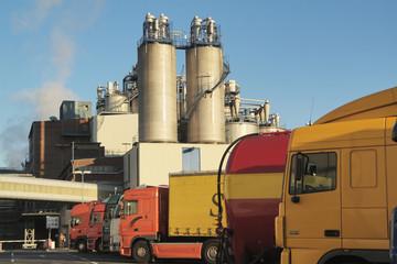 Nordrhein-Westfalen, Industrie, Verkehr