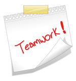 Teamwork note