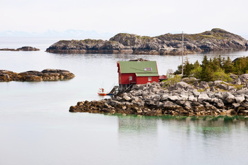 Sea archipelago