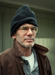 Homeless Man Portrait