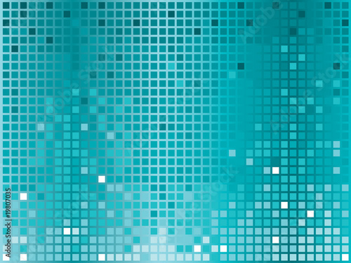 turquoise disco background