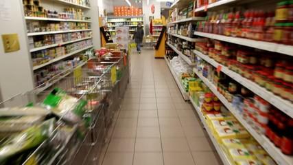 Asiatischer Supermarkt