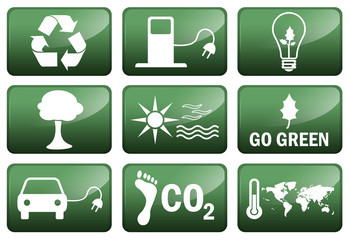 Ecological/Environmental Icons