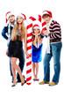 festive team