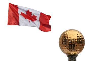 Championnat de golf  - CANADA