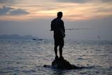 Fototapety Pêche à la ligne
