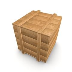 Wooden Box