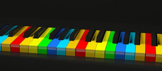 Raimbow Keyboard