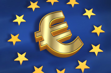 bandera + euro