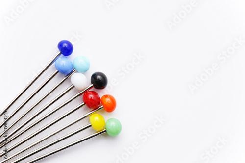 poster of Creative Needles Concept - Stecknadeln