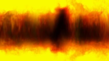Hyper Fire Frame Loop