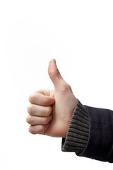 Thumbs up !! Congratulations on a good job