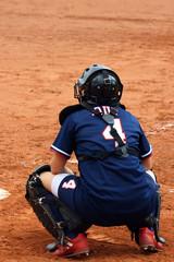 Lady softball