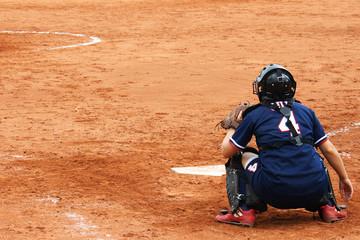 Lady Baseball