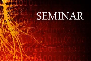 Seminar Abstract
