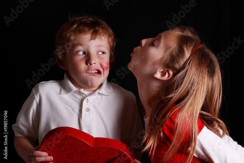 reluctant valentine
