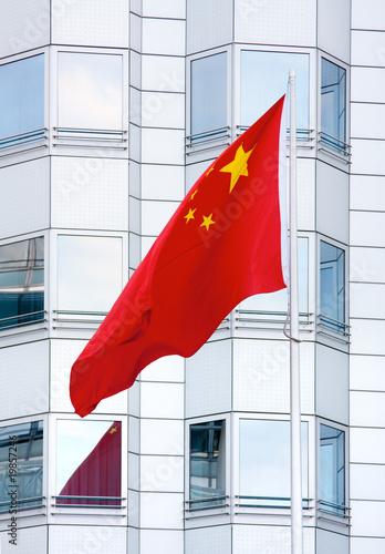 Berlin Politik Botschaft China - 19857246