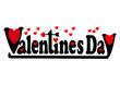 word Valentines Den