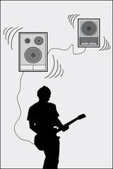 One musician