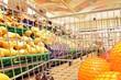 Shopping, Einkaufswagen, Lebensmittel-Shop