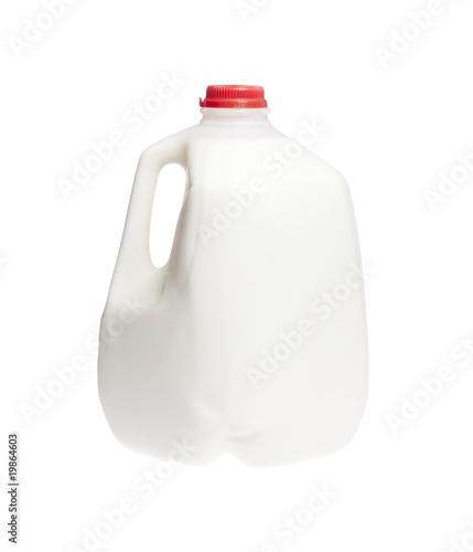 Leinwandbild Motiv Cow milk