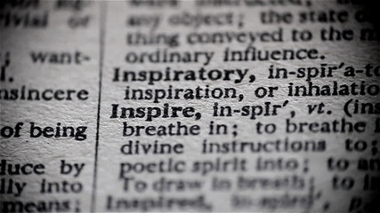Definition of Inspire