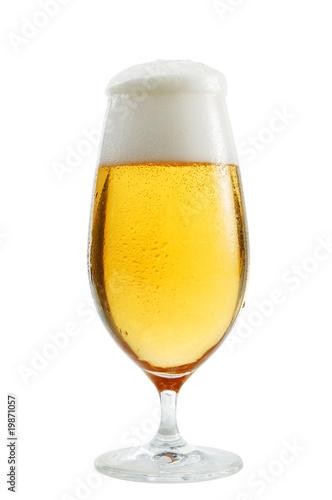 Leinwanddruck Bild Ein schönes Bier