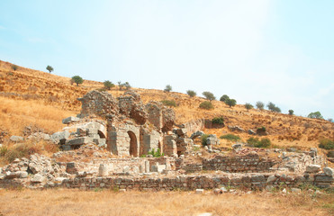 Ancient city of Ephesus, Turkey