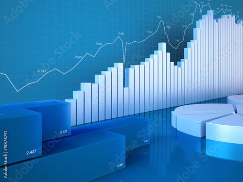 Statistics charts (Graphs, charts, statistics and reporting seri