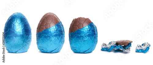 Easter Egg Lifecycle