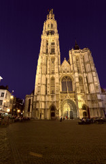 Cathedral of Our Lady (1352-1521), Antwerp, Belgium