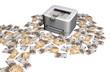 printing money