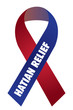 Hatian Relief Ribbon