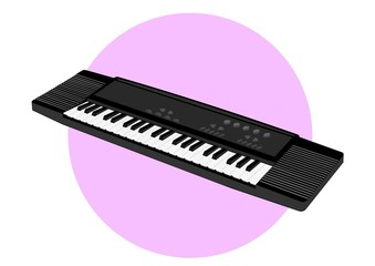 electronic keyboard 5