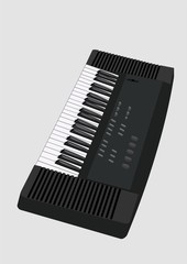 electronic keyboard BW2