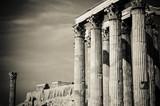 Fototapeta akropol - ateny - Ruiny