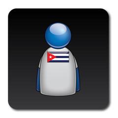 Icono Cuba