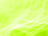 Abstract green vortex background