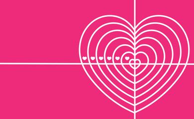 love target valentine hunter